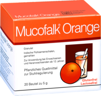 MUCOFALK Orange Granulat Btl.